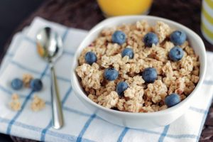 The oatmeal diet can help you lose 4 kilos in a week