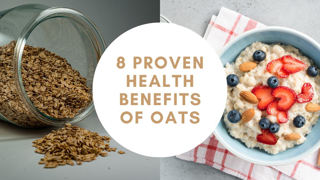 8 Proven Health Benefıts of Oats