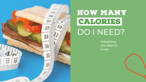 How many calories do i need to lose weight?